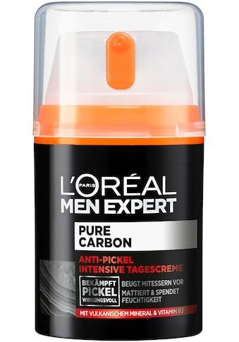 L'ORÉAL PARIS MEN EXPERT Tagescreme »Pure Carbon Anti-Pickel Hautpflege« kaufen