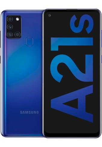 """Samsung Smartphone »Galaxy A21s«, (16,63 cm/6,5 """" 32 GB Speicherplatz, 48 MP Kamera) kaufen"""