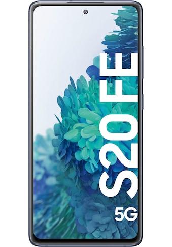 """Samsung Smartphone »Galaxy S20 FE 5G«, (16,4 cm/6,5 """" 128 GB Speicherplatz, 12 MP Kamera), 3 Jahre Garantie kaufen"""