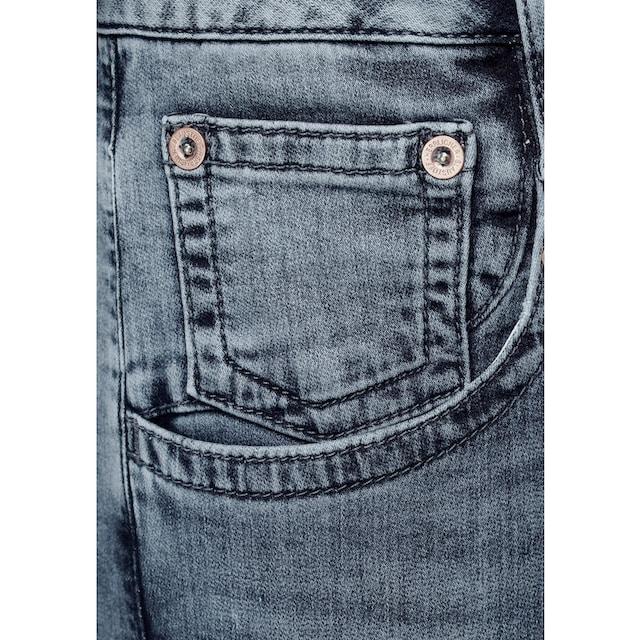 Herrlicher Boyfriend-Jeans »SHYRA CROPPED«