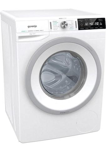 GORENJE Waschmaschine »WA14CPS«, WA14CPS, 10 kg, 1400 U/min kaufen