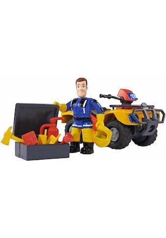 SIMBA Spielzeug-Auto »Feuerwehrmann Sam, Quad Mercury mit Figur« kaufen