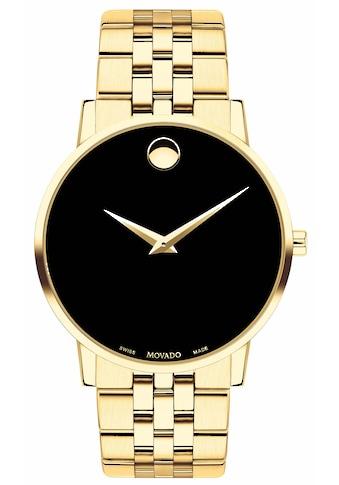 MOVADO Schweizer Uhr »MUSEUM, 607203« kaufen