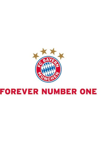 Wall-Art Wandtattoo »Aufkl Forever Number One« kaufen