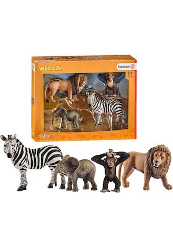 Schleich® Spielfigur »Wild Life, Starter Set (42387)«, (Set) kaufen
