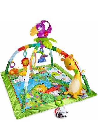 Fisher-Price® Spielbogen »Rainforest Erlebnisdecke« kaufen