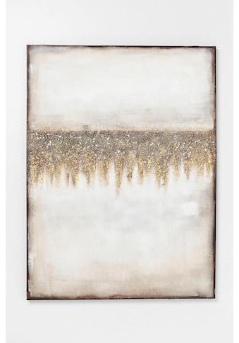 KARE Ölbild »Abstract Fields« kaufen