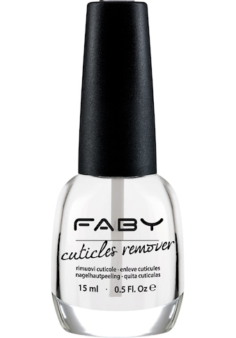 FABY Nagelhautgel »Cuticles Remover« kaufen