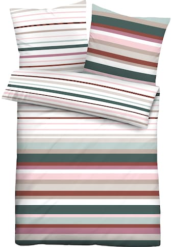 Castell Bettwäsche »Marla«, mit bunten Streifen kaufen