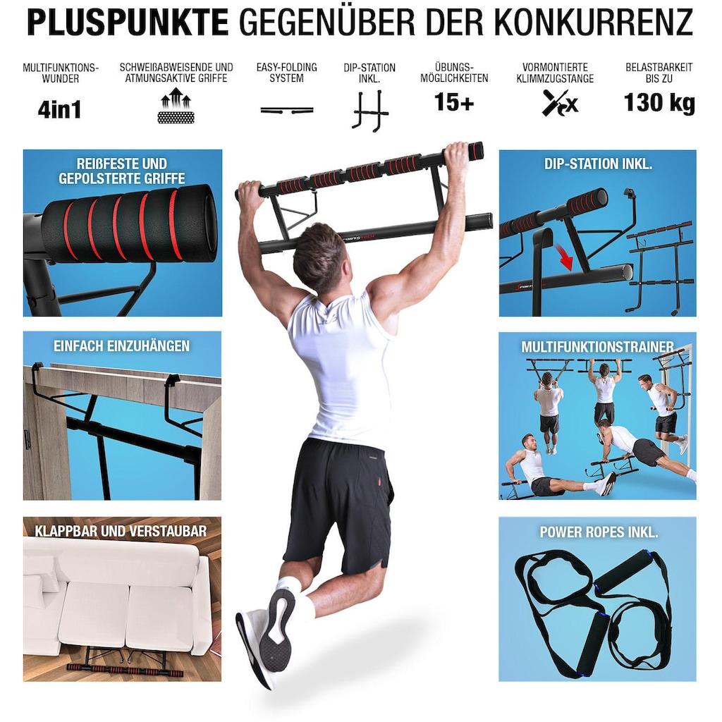 Sportstech Klimmzugstange »KS500«