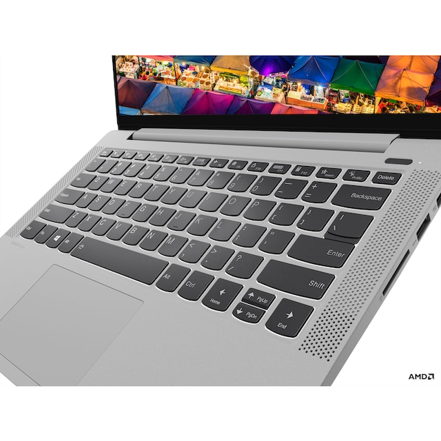 Lenovo IdeaPad 5 14ARE05 Notebook (35,6 cm / 14 Zoll, AMD,Ryzen 7, 512 GB SSD)