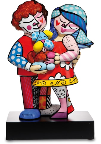 "Goebel Dekofigur »Figur Romero Britto - ""Pet's Love""« kaufen"