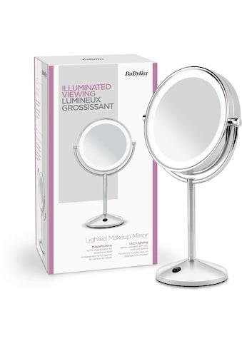 BaByliss LED-Lichtspiegel »9436E Lighted Makeup Mirror«, beleuchteter Kosmetikspiegel mit Batteriebetrieb kaufen