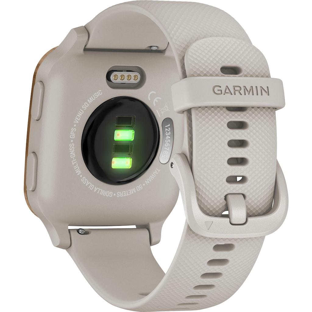 Garmin Smartwatch »VENU SQ Music«