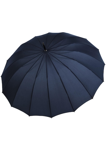 doppler® Stockregenschirm »Liverpool Automatic, uni navy« kaufen