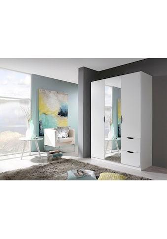 rauch BLUE Kleiderschrank »Freiham«, mit Spiegel und Schubkästen kaufen