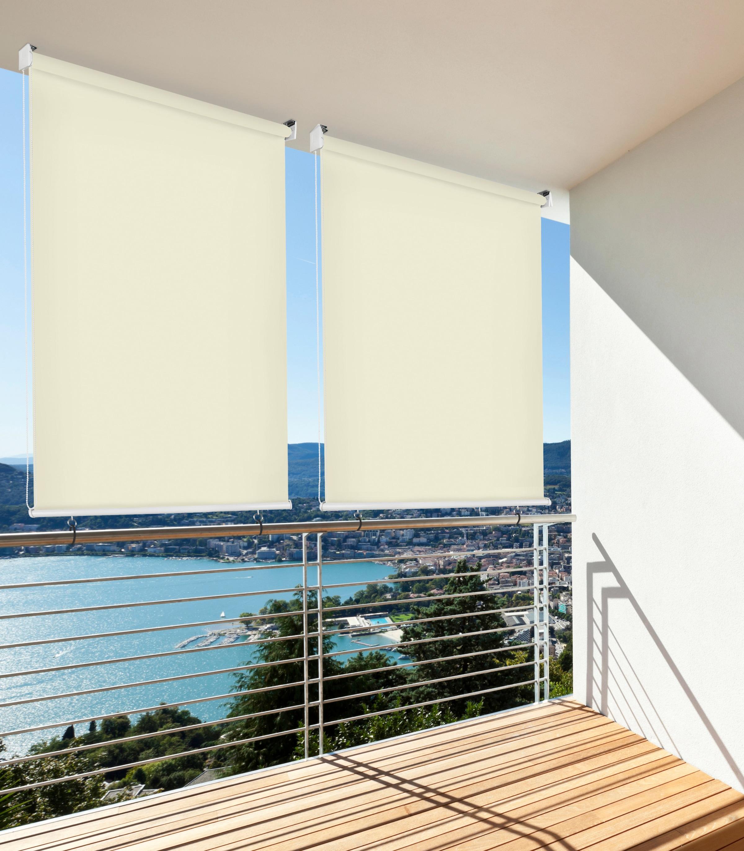 Garten Estexo Balkon Sichtschutz Balkonbespannung