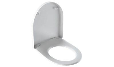 GEBERIT WC - Sitz »iCon«, weiß, mit Absenkautomatik & Quick Release kaufen