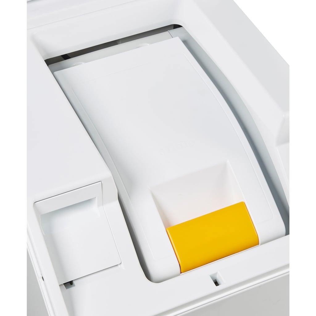 Miele Waschmaschine Toplader »WW670 WPM«, WW670 WPM, 6 kg, 1300 U/min