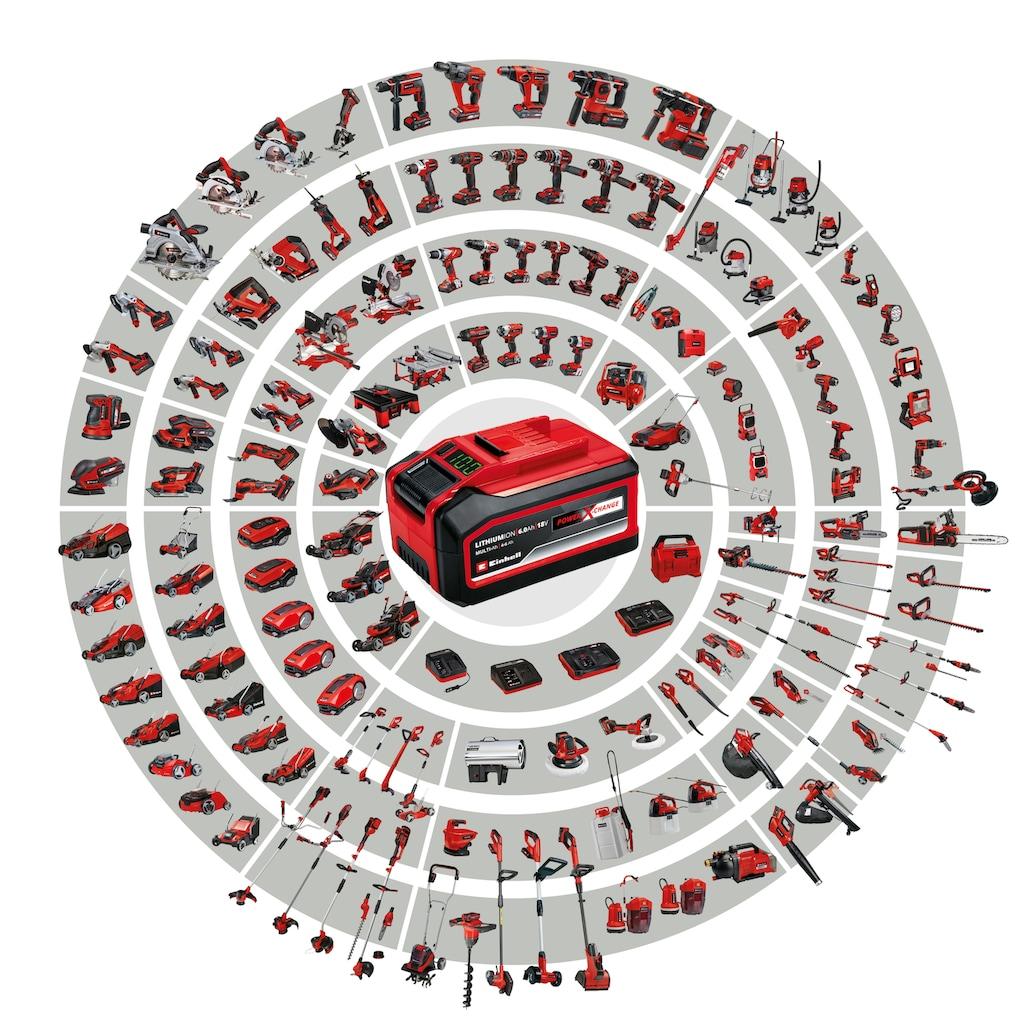 Einhell Akku »18V 2,5Ah PXC-Twinpack CB«, 18,0 V