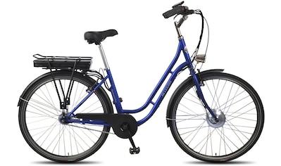 ALLEGRO E-Bike »Boulevard Plus 03 Blue«, 7 Gang, Shimano, Nexus, Frontmotor 250 W kaufen