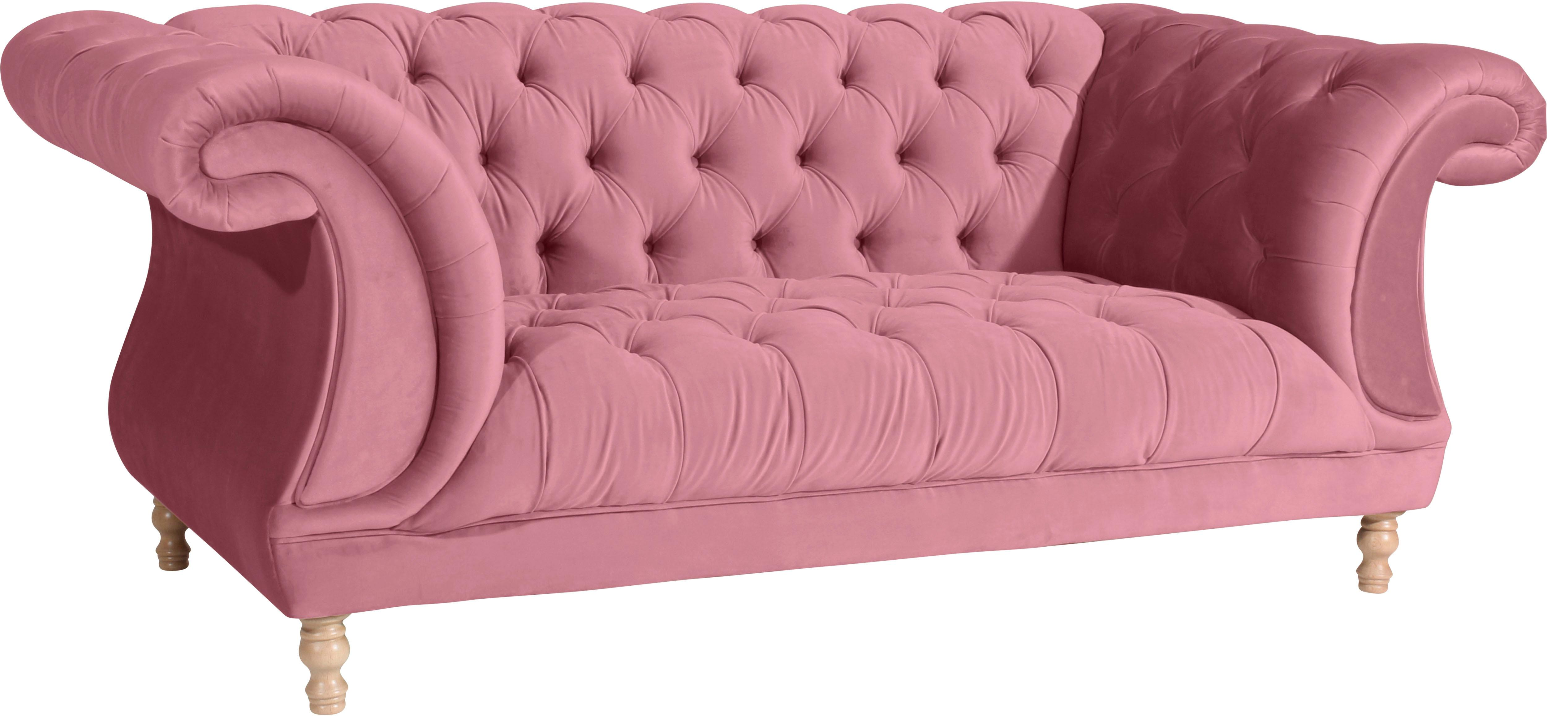 rosa stoff chesterfield sofas online kaufen m bel suchmaschine. Black Bedroom Furniture Sets. Home Design Ideas
