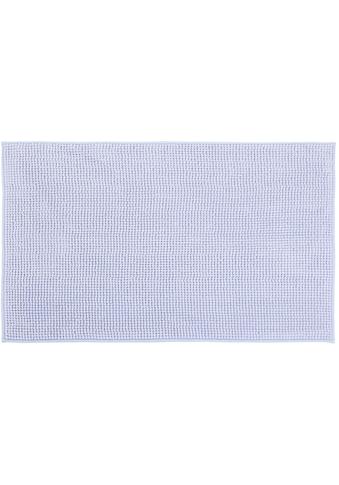 Gözze Badematte »Chenille«, Höhe 15 mm, rutschhemmend beschichtet,... kaufen