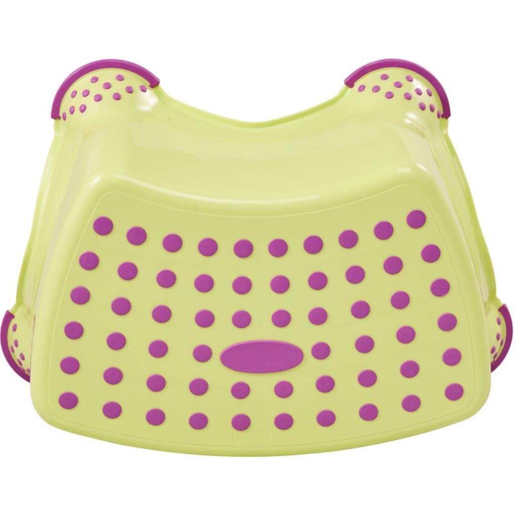 keeeper Töpfchen »Hippo, grün«, Kinderpflege-Set - Töpfchen, Toilettensitz und Tritthocker; Made in Europe