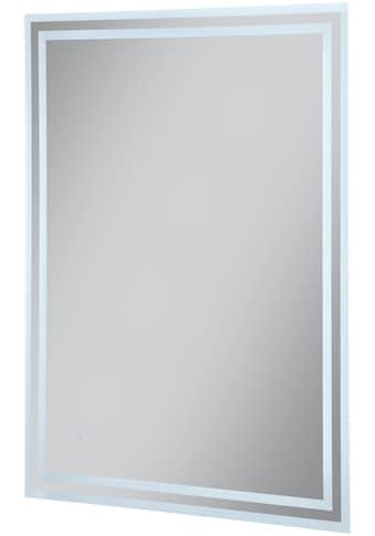 WELLTIME Spiegel »Trentino«, LED - Spiegel, 80 x 60 cm kaufen