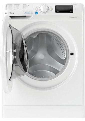Privileg Waschmaschine »PWF X 743«, PWF X 743 N, 7 kg, 1400 U/min kaufen