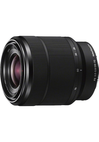 Sony »SEL - 2870 FE« Zoomobjektiv kaufen