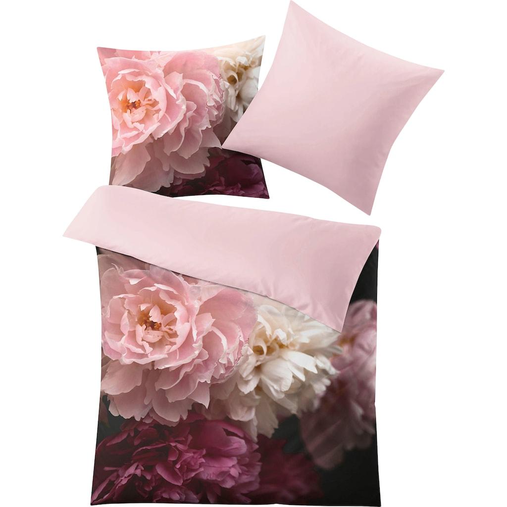Kleine Wolke Bettwäsche »Rosemarie«, mit Digitaldruck