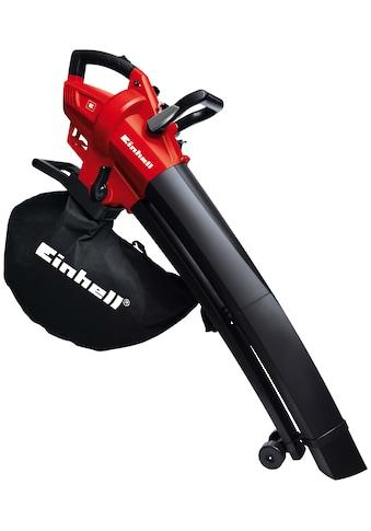 EINHELL Elektro - Laubsauger »GC - EL 2600 E«, 270 km/h Blasgeschwindigkeit kaufen
