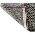 louis de poortere Teppich »MULTI«, rechteckig, 3 mm Höhe, Flachgewebe, Patchwork, Motiv Ornamente, reine Baumwolle, Wohnzimmer