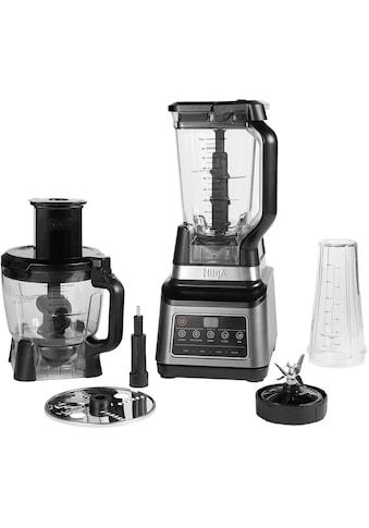 NINJA Kompakt-Küchenmaschine »3-in-1 mit Auto-iQ BN800EU«, 1200 W, 2,1 l Schüssel, 1,8... kaufen