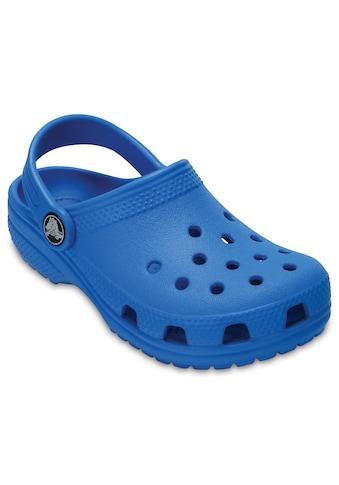 Crocs Clog »Classic Clog K«, mit praktischem Fersenriemen kaufen