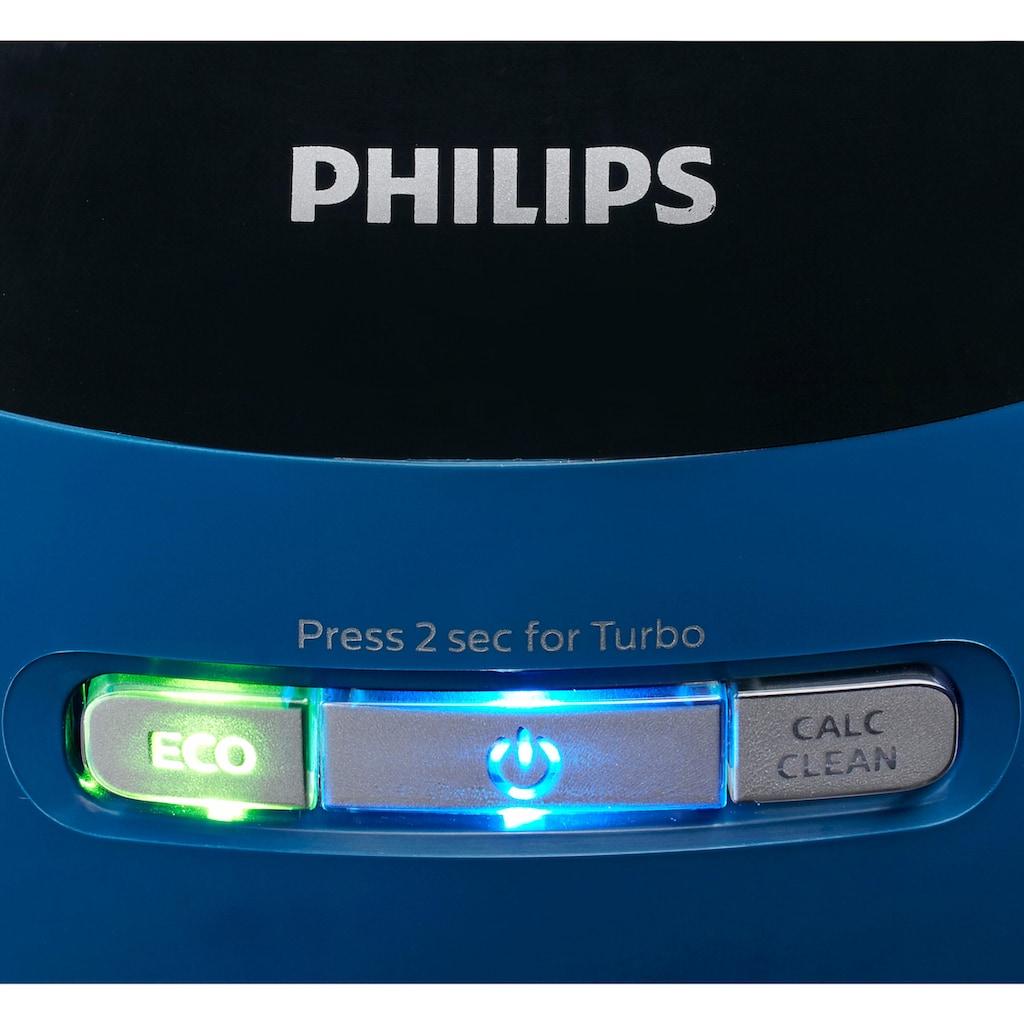 Philips Dampfbügelstation »GC8735/80 PerfectCare Performer«, mit gleitfähiger SteamGlide Plus Bügelsohle