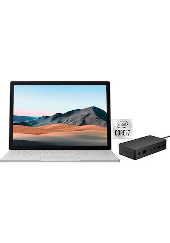 Microsoft Notebook »Surface Book 3 SET«, ( 256 GB SSD) kaufen
