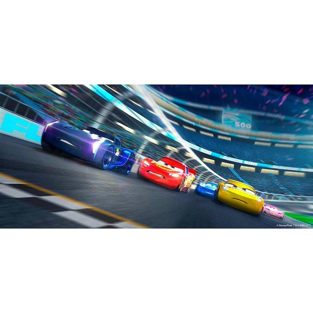 Warner Games Spiel »CARS 3: Driven to win«, Nintendo Switch, Software Pyramide