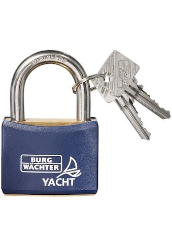 Burg Wächter Vorhängeschloss »Yacht 460 Ni 50 SB« kaufen