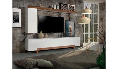 KITALY Wohnwand »Fiorella« (Set, 3 - tlg) kaufen