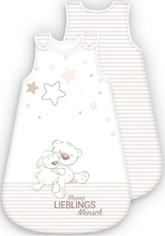 Baby Best Babyschlafsack »Lieblingsmensch«, (1 tlg.) kaufen