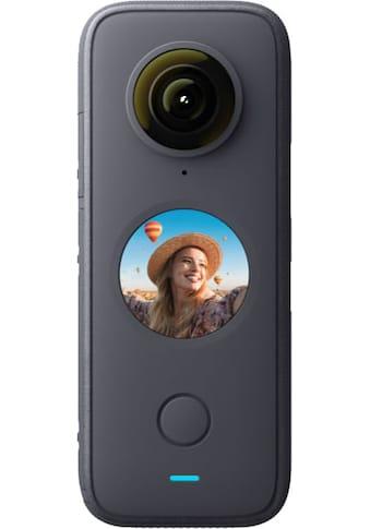Insta360 360°-Kamera »ONE X2«, 5,7K, WLAN (Wi-Fi)-Bluetooth kaufen