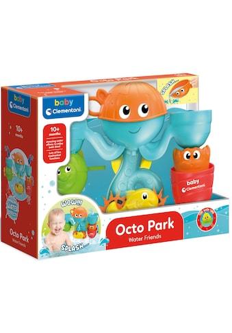 Clementoni® Badespielzeug »Bade-Freunde - Wasserpark-Set« kaufen