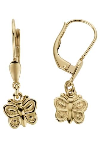 Firetti Paar Ohrhänger »Schmetterlinge, im Glanzdesign« kaufen