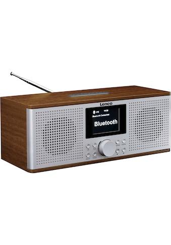 Lenco Internet-Radio »DIR-170WA«, (Bluetooth-WLAN UKW mit RDS-Digitalradio... kaufen
