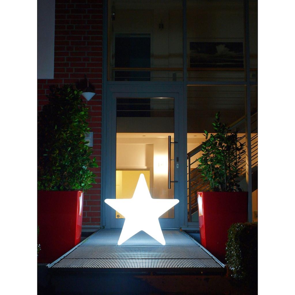 8 seasons design Dekolicht »Shining Star«, E27, Ø 60 cm