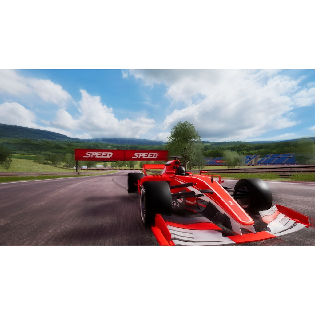 PlayStation 4 Spiel »Speed 3 - Grand Prix«, PlayStation 4