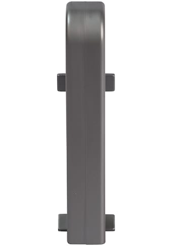 EGGER Zwischenstücke »Universal silber«, für 6 cm EGGER Sockelleiste kaufen