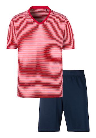 Schiesser Shorty, Streifenshirt kaufen